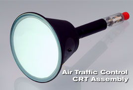 Air Traffic Control Radar: CRT Assembly