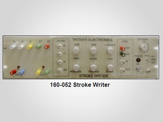 Test Equipment Design by Thomas Electronics